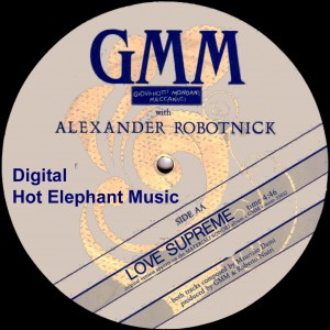 Alexander Robotnick - Love Supreme