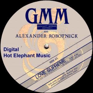 Alexander Robotnick - Love Supreme